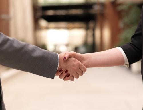 Poignée de main : 4 erreurs à éviter