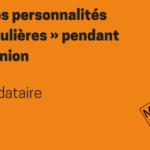 Personnalités «particulières» – le retardataire