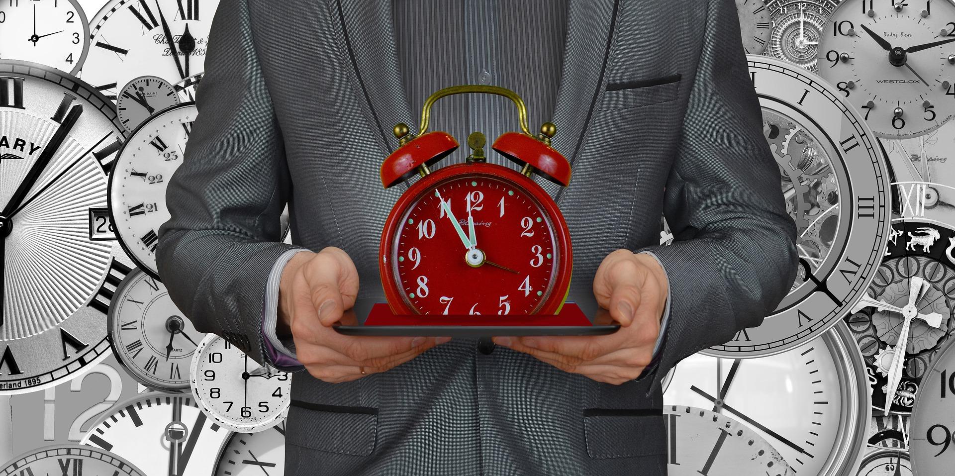 Gardien du temps : pour des réunions efficaces