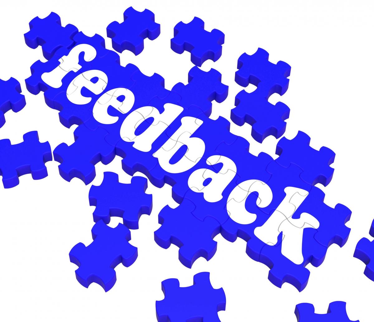 Donner un bonne rétroaction, un bon feedback